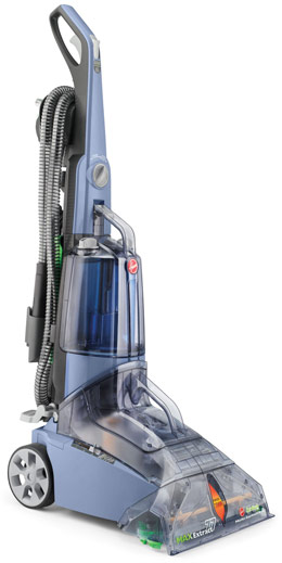 Carpet Hard Floor Cleaner Review The Hoover MaxExtract - Bare floor cleaner machine