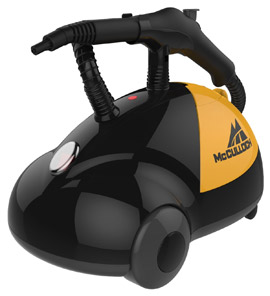 McCulloch Steam Cleaner Review The MC - Best multi use steam cleaner